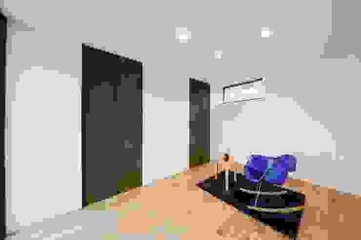 STaD(株式会社鈴木貴博建築設計事務所) 臥室