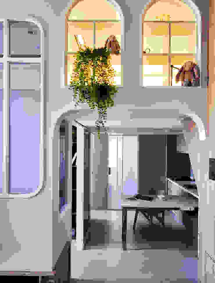 耀昀創意設計有限公司/Alfonso Ideas Cocinas de estilo escandinavo