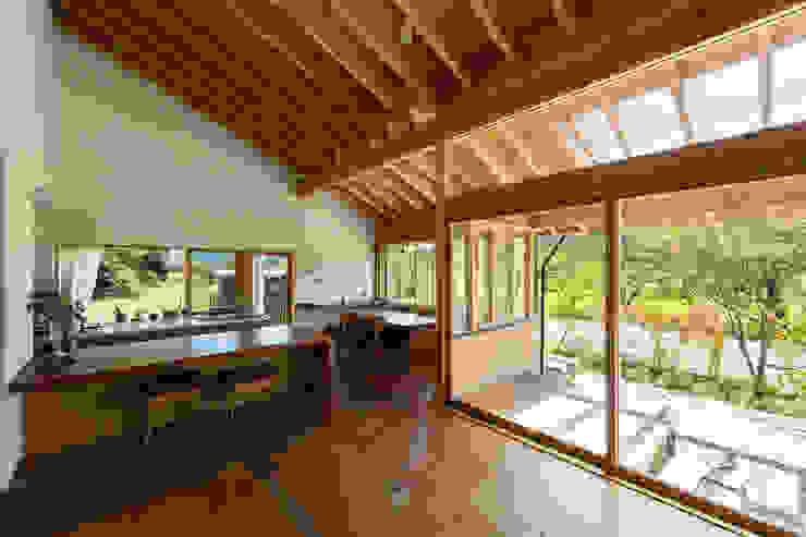 Scandinavian style kitchen by エイチ・アンド一級建築士事務所 H& Architects & Associates Scandinavian
