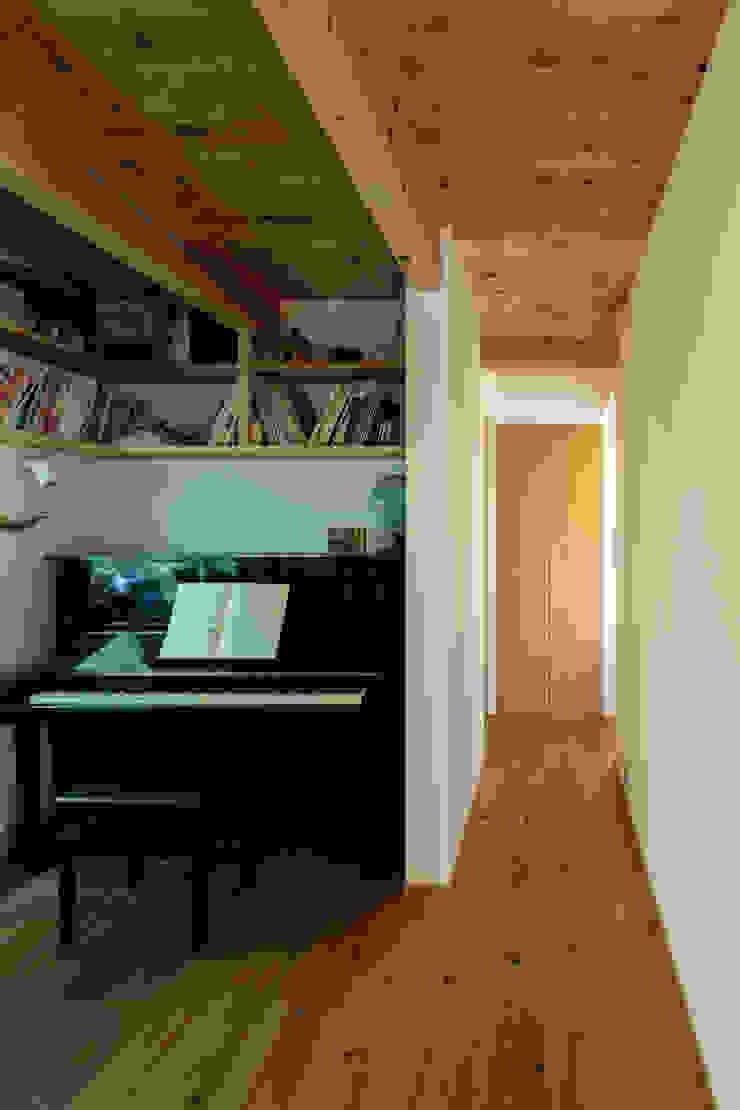 Scandinavian style study/office by エイチ・アンド一級建築士事務所 H& Architects & Associates Scandinavian
