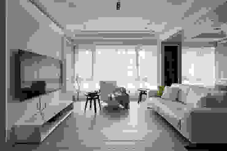 優雅從容的空間 根據 黔鏡室內設計 古典風