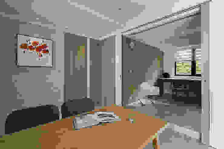 午後舒活時光 根據 黔鏡室內設計 北歐風 木頭 Wood effect