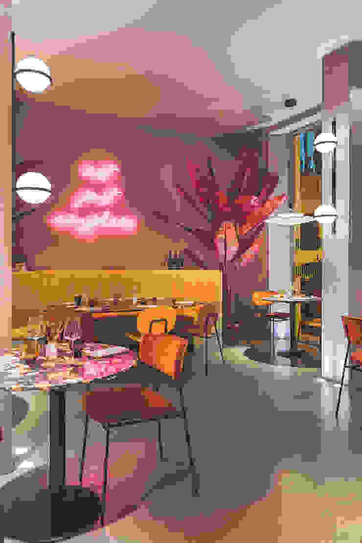 MODO Architettura Modern dining room