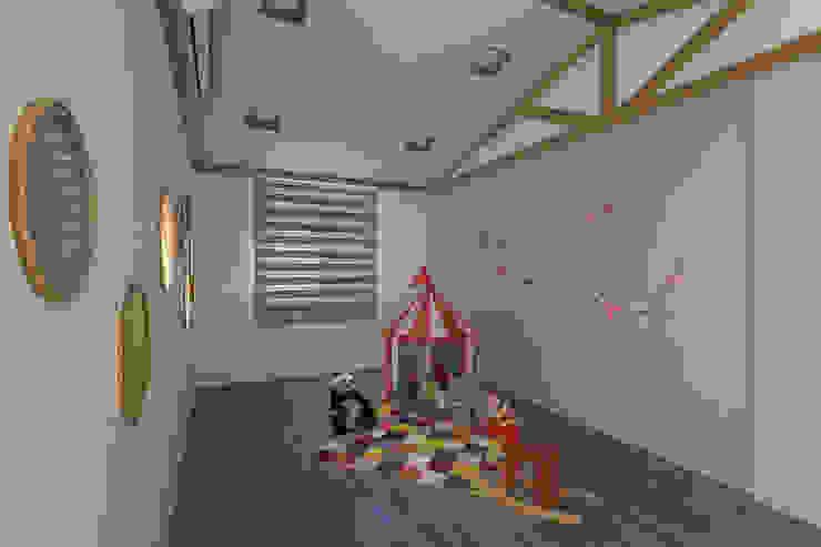 桃園 李宅 喬築空間制作 嬰兒房/兒童房