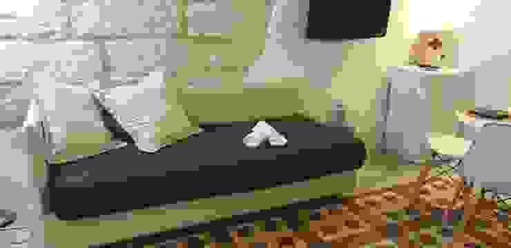 divano per soggiorno ROSA CARBONE DESIGN Soggiorno moderno Beige