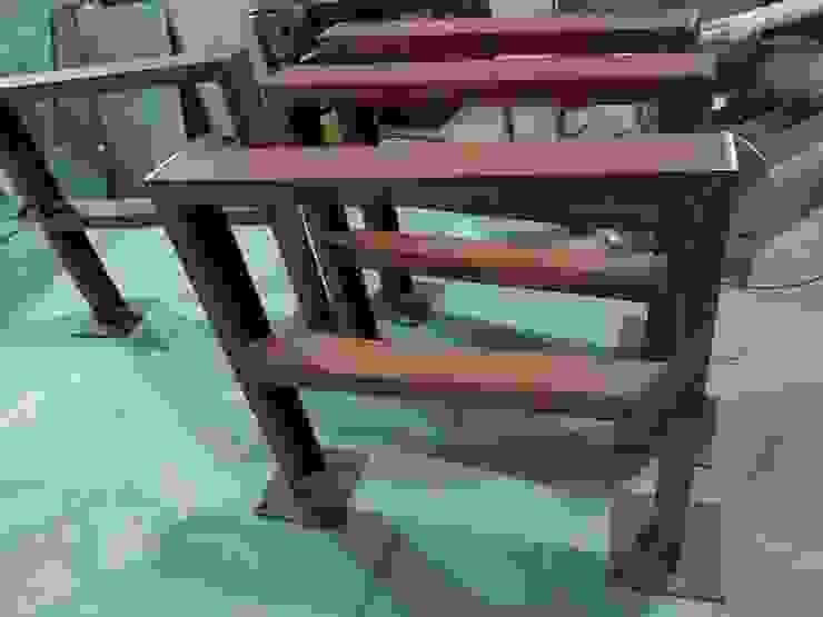 Protecciones industriales para el paso de maquinaria pesada Joaquín torres lopez