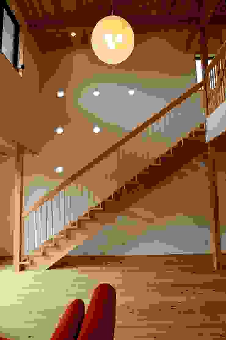 リビング階段 株式会社高野設計工房 階段