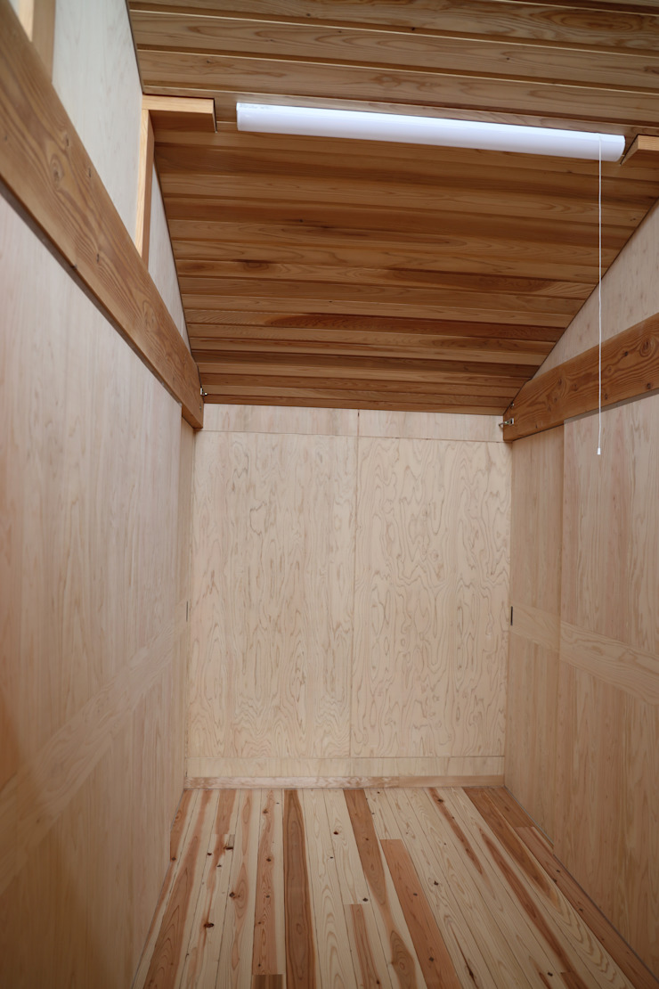 WIC 株式会社高野設計工房 北欧デザインの ドレッシングルーム