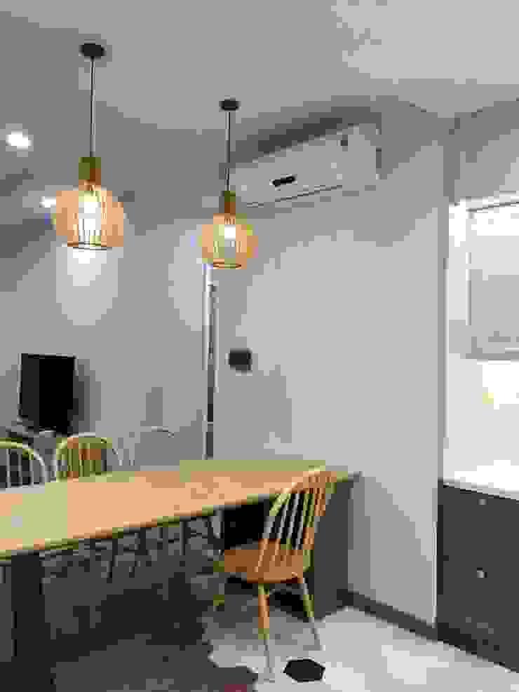 Thiết kế nội thất chung cư cao cấp Anh Hải - Bomehia bởi ARTBOX