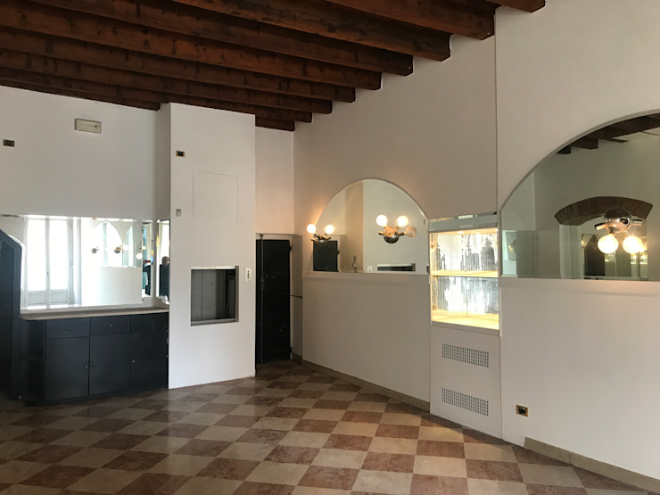STUDIO ARCHITETTURA SPINONI ROBERTO Floors