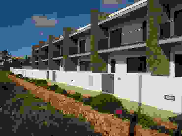 Moderne huizen van Arqnow, Unipessoal, Lda Modern