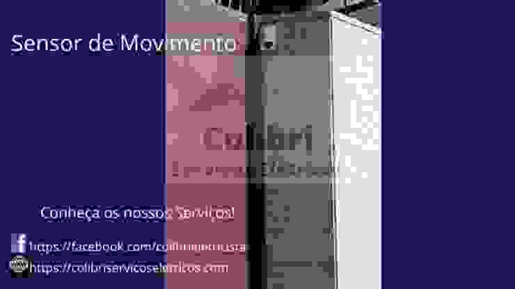 Colibri Serviços Elétricos Espaces commerciaux modernes Plastique Transparent