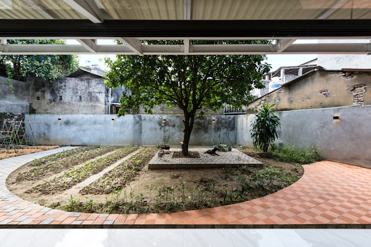 AD+ Tropischer Garten