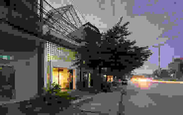 AD+ Casas de estilo tropical
