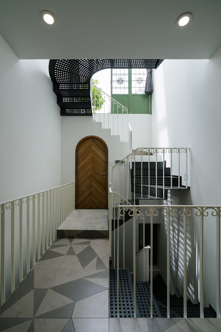 SHIFT houses bởi AD+ Nhiệt đới