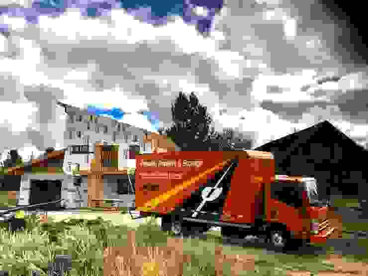 Idaho movers Peasley Moving & Storage Classic style bathroom