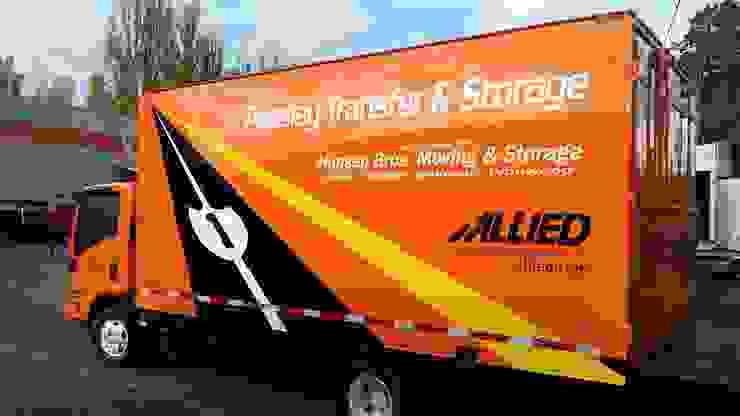 Peasley Moving & Storage Salle de bain classique