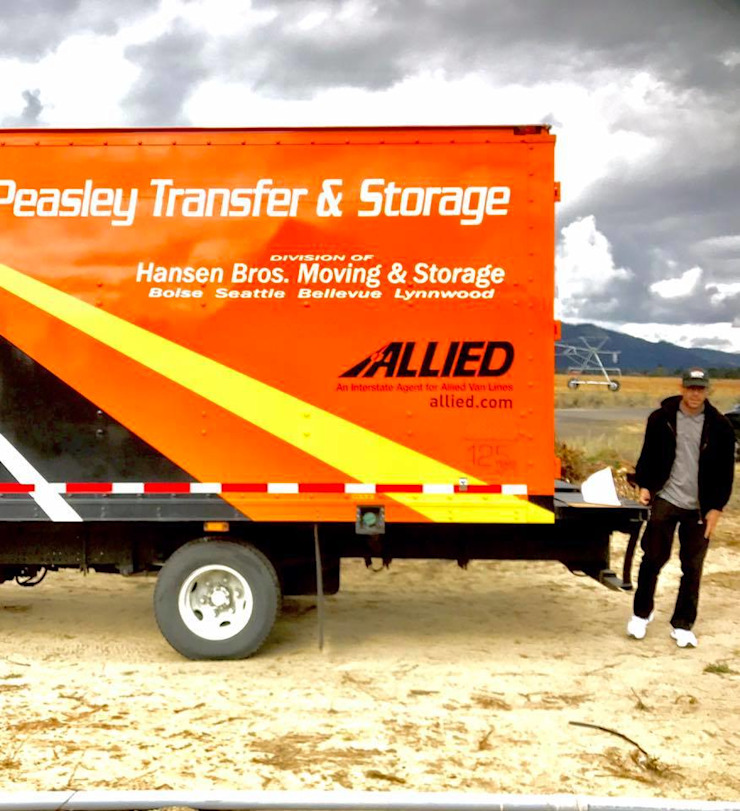 Movers Boise area Peasley Moving & Storage Classic style bathroom