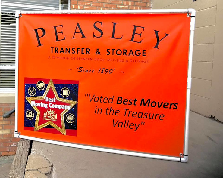 Peasley Moving & Storage Maisons de campagne