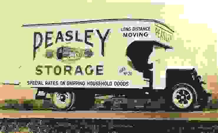 Peasley Moving & Storage Salle à manger classique