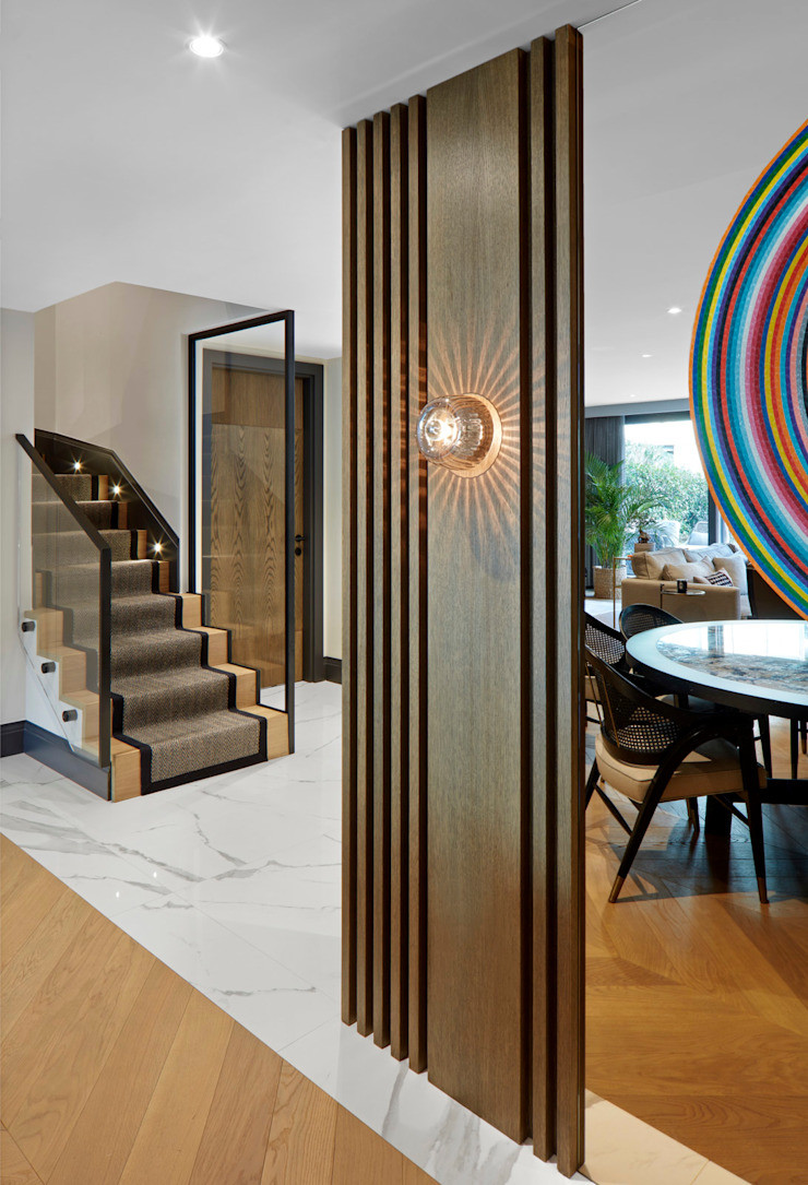 staircase Esra Kazmirci Mimarlik Stairs Wood Black