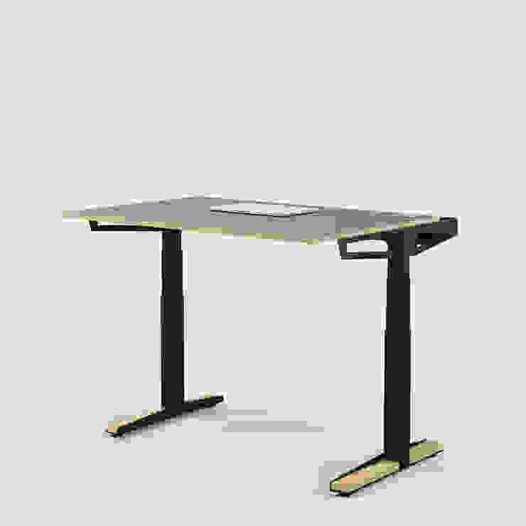 Pool22.Design EstudioEscritorios Metal Negro