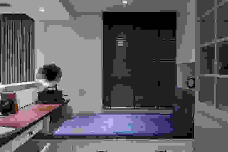 沉穩氣韻 繁奏南洋風續曲 根據 趙玲室內設計 古典風