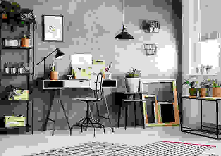 Parede de microcemento utilizando colores rusticos. Venta Luxury concrete Dormitorios de estilo moderno