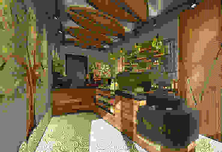 • Londra'da Defne Pizza Shop Kuca İnterior Design & Art Dükkânlar