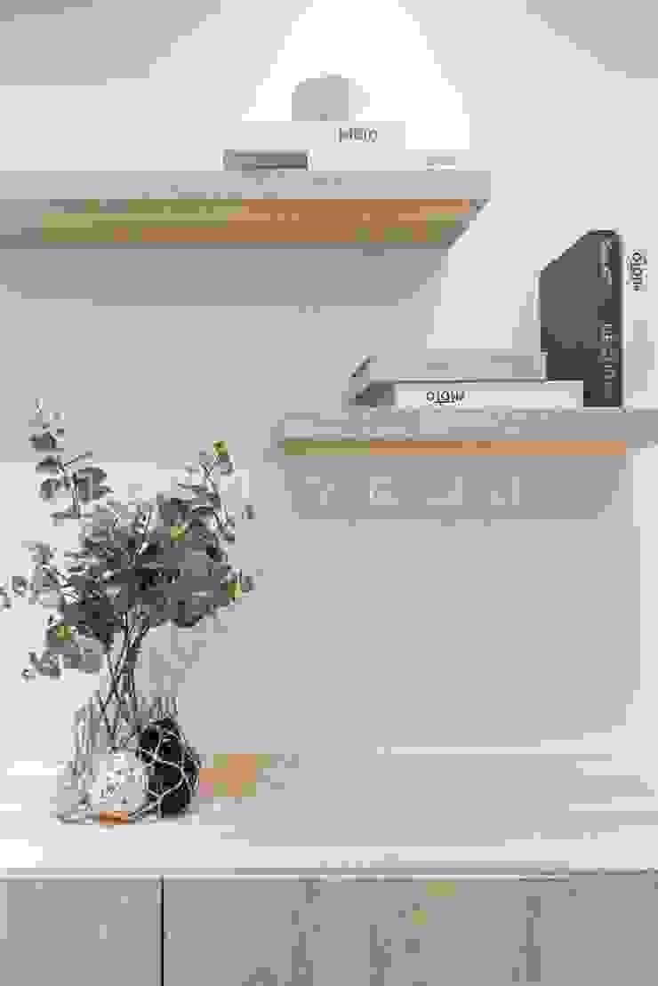 龍騰建設│MY鑫光 根據 SING萬寶隆空間設計 北歐風
