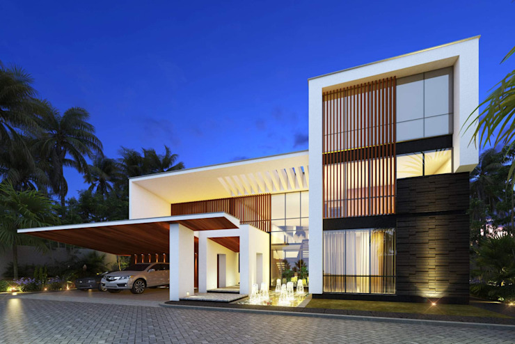 Residential by jmsantos Architecture