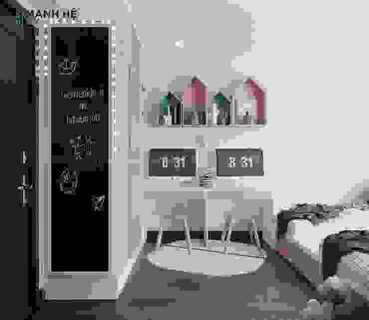 Phòng ngủ cho bé Công ty TNHH Nội Thất Mạnh Hệ Living roomAccessories & decoration Bần Amber/Gold