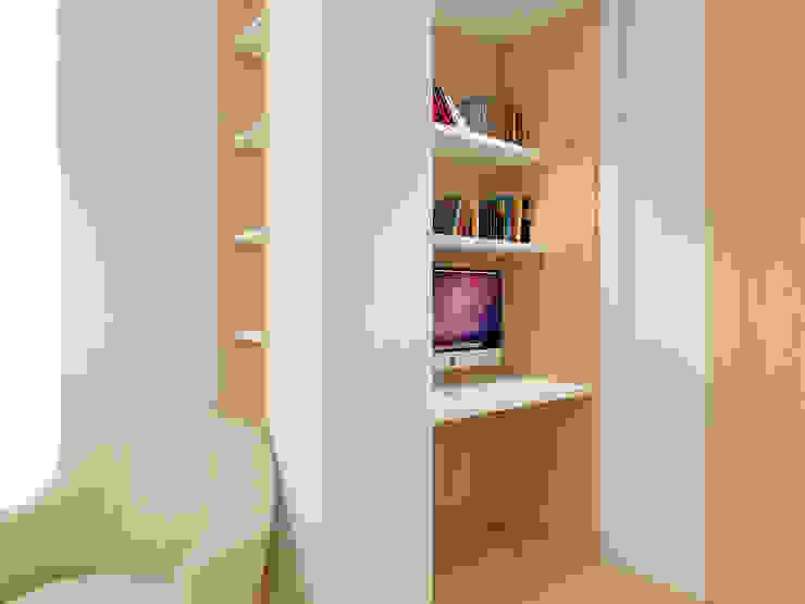 Suite & Home Office 411 - Design e Arquitectura de Interiores Escritórios modernos