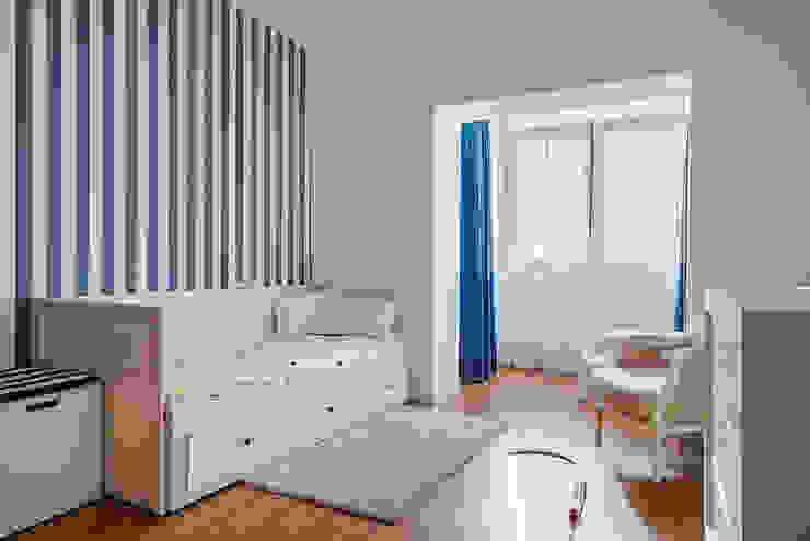 OOIIO Arquitectura Stanza dei bambini in stile classico Blu