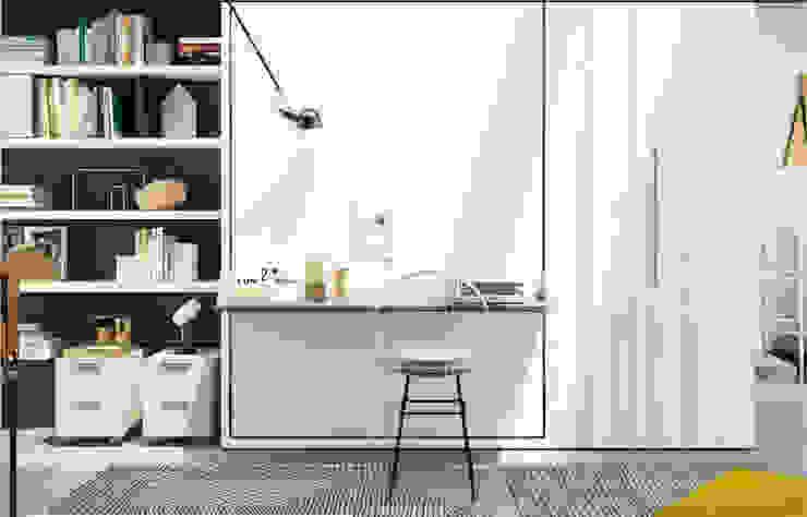 CLARE studio di architettura Kamar Bayi/Anak Modern