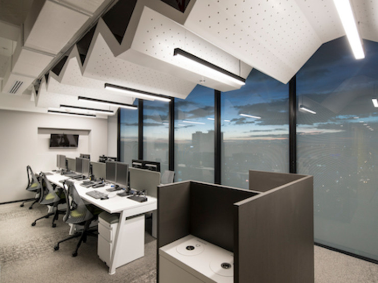 entrearquitectosestudio Lean-to roof Chipboard White