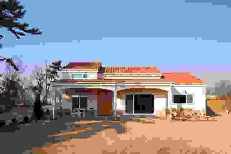 세 자매의 행복한 세 주택 서산목조주택 by 위드하임 북유럽