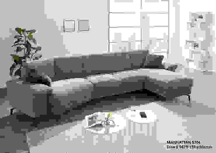 Modell soft MANHATTAN 5704: modern  von ARCO Polstermöbel,Modern