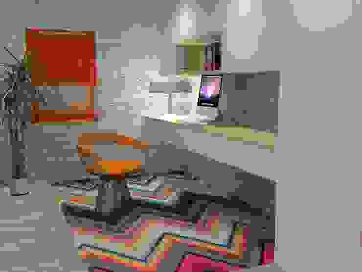 Iluminação , texteis e elementos da natureza por 7eva design - Arquitectura e Interiores