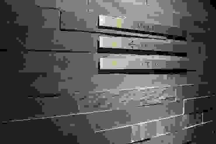 暮夜黑條石 by An rock 'n stone 田太石材 Slate