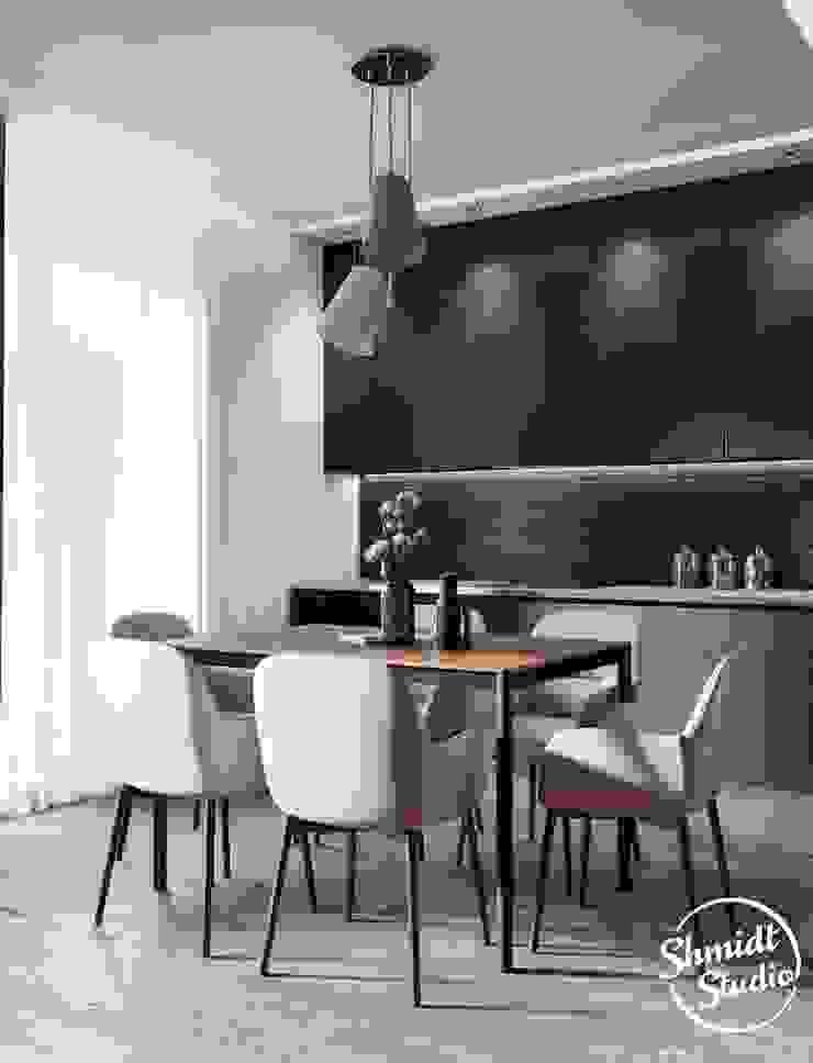Modern kitchen by Shmidt Studio Modern