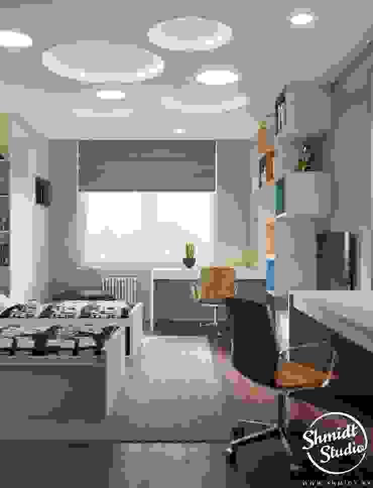 Modern nursery/kids room by Shmidt Studio Modern
