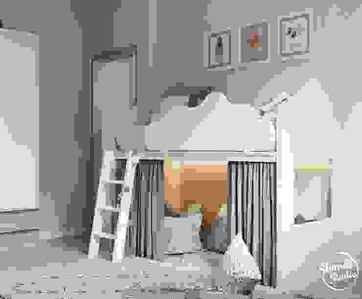 Project <q>Skilful</q>, Moscow Shmidt Studio Modern Kid's Room