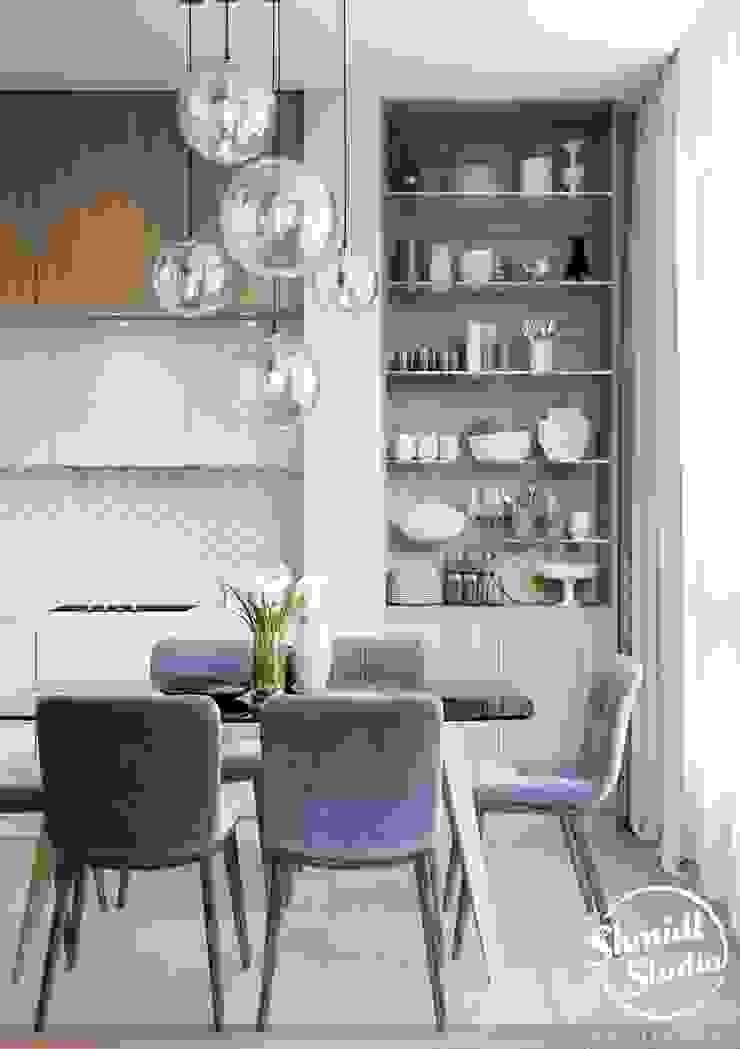 Project <q>Skilful</q>, Moscow Shmidt Studio Modern Kitchen