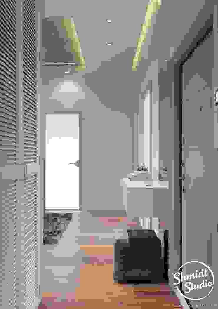 Project <q>Skilful</q>, Moscow Shmidt Studio Modern Living Room