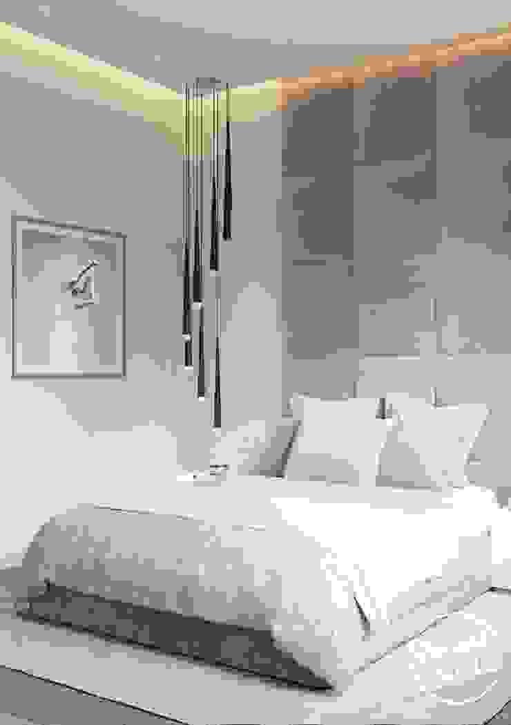 Project <q>Skilful</q>, Moscow Shmidt Studio Modern Bedroom