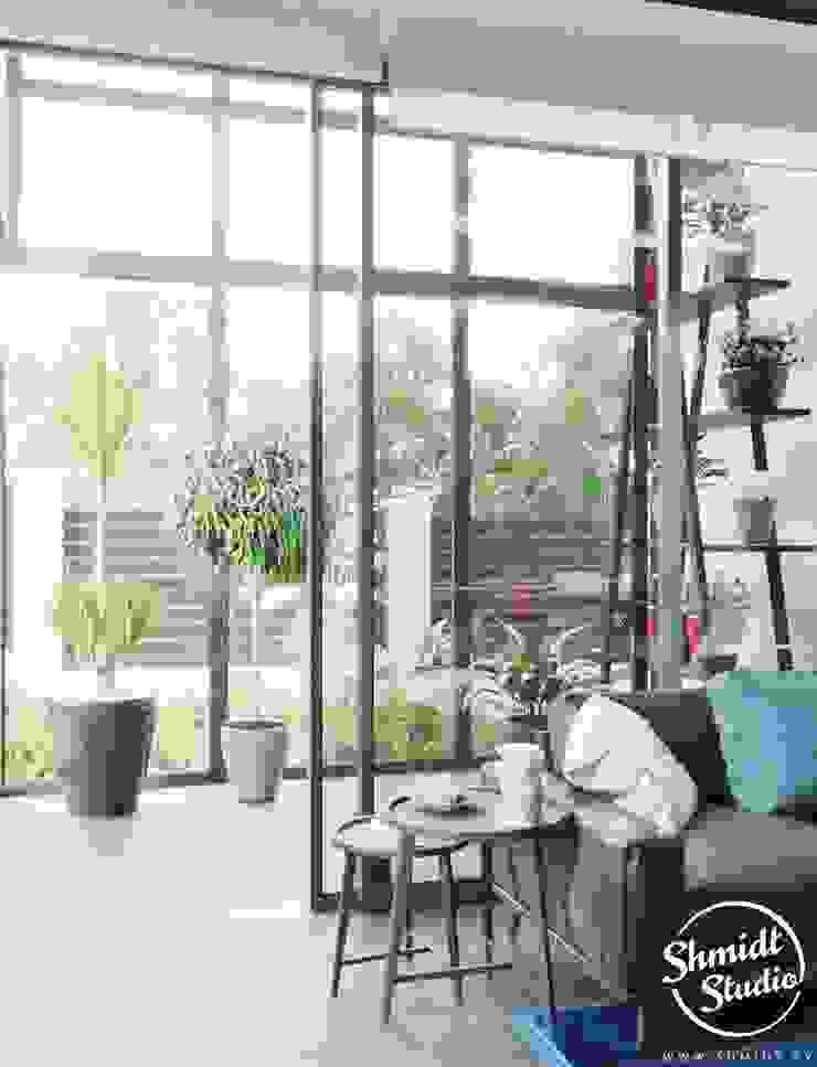 Project <q>Attractive</q>, Minsk Shmidt Studio Modern Garden