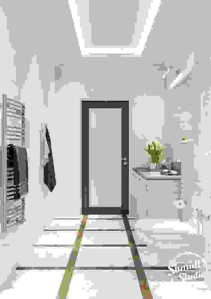 Project <q>Decent</q>, Minsk Shmidt Studio Modern Bathroom