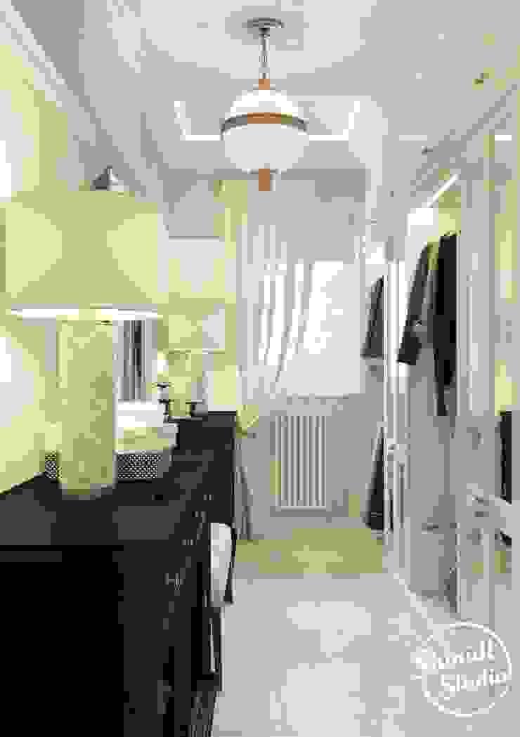 Project <q>Decent</q>, Minsk Shmidt Studio Modern Dressing Room