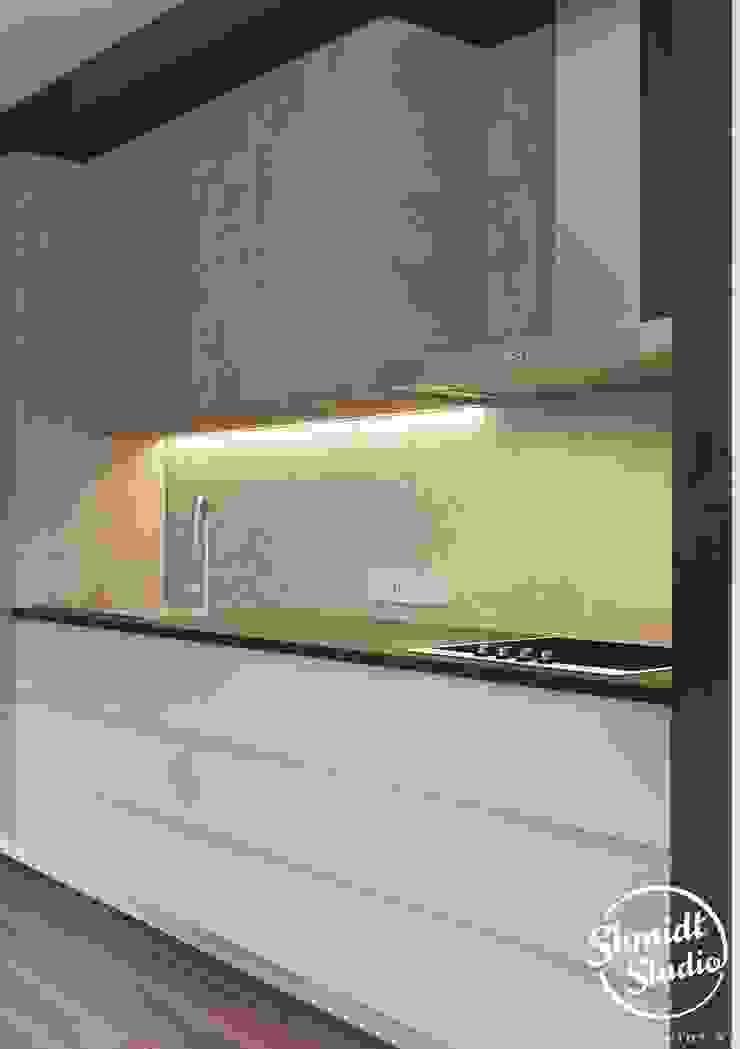 Project <q>Frank</q>, Minsk Shmidt Studio Modern Kitchen
